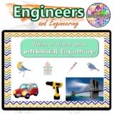 Engineers & Engineering   STEM Deck