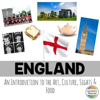 England: An Introduction to the Art, Culture, Sights, and Food