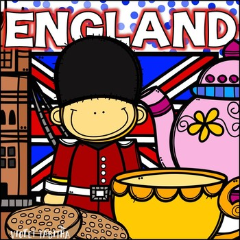 England: Differentiated Little Country Books