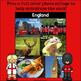 England Mini Book for Early Readers - A Country Study