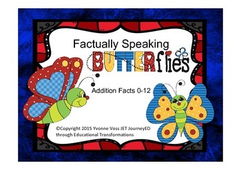 Factually Speaking Butterflies
