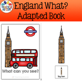 England Adapted Book For Special Education