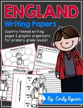 England Writing Papers (a country study!)