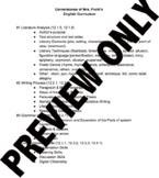 English 11 Curriculum