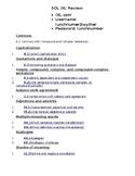 English 7 SOL IXL Review