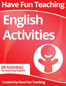English Activity Centers (68 Games for Teaching English)