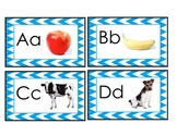 English Alphabet Cards