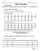 English Alphabet & Number Practice