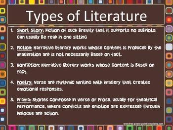 English Background Notes
