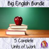 English Big Bundle: Recounts, Play Scripts, Instructions,