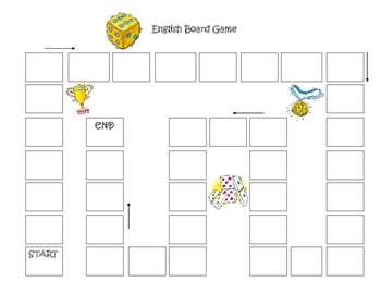 English Board Game
