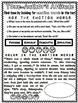 English Cheat Sheet Doodle Notes -Tone