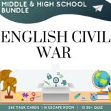 English Civil War  - British History