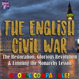 English Civil War, Glorious Revolution, & Limiting the Monarchy Presentation