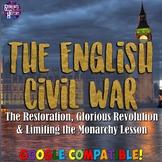 English Civil War, Glorious Revolution, & Limiting the Monarchy Lesson