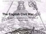 English Civil War: PPT Notes