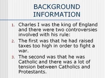 English Civil War Power Point