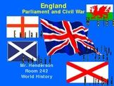 English Civil War Powerpoint Presentation