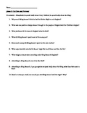 English Civil War Worksheet