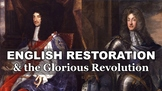 English Civil War and Glorious Revolution PowerPoints