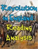 English Civil War & the Glorious Revolution