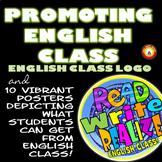 English Class Marketing Posters