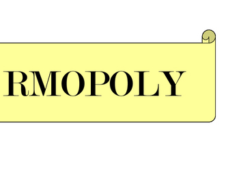 English Class Monopoly (Bookwormopoly)