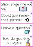 English Classroom Language