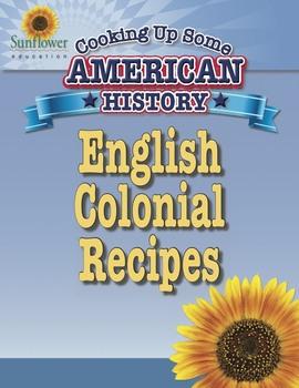 English Colonial Recipes