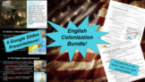 English Colonization NOTES! (4 Google slides & fill in the blank notes)
