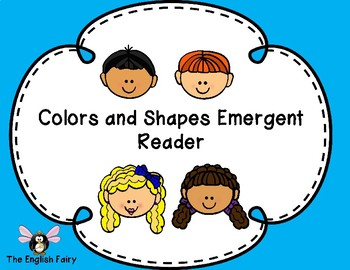 English Colors and Shapes Basics