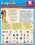 English Common Core Kindergarten