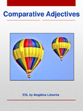 English: Comparative Adjectives with Photos