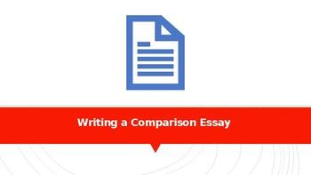 english comparison essay