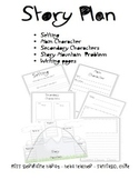 English - Complete Story plan and Writing