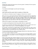 English Comprehension - Fast Food - Science Fiction Short Story