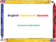 English Consonant Sounds