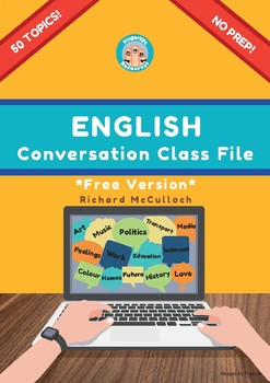 English Conversation Class File (free version)
