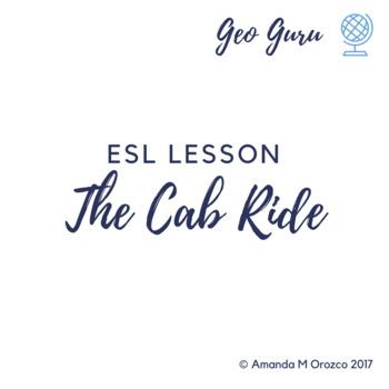 ESL Lesson: The Cab Ride