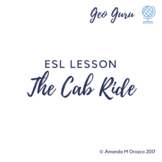 ESL Lesson: The Cab Ride