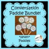 English Conversation Paddle (VIPKID GOGOKID) - Big Bundle