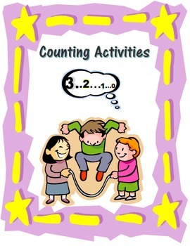 English Counting Activities