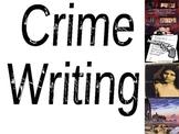 English: Crime Writing