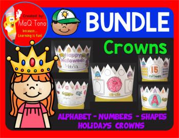 English Crown BUNDLE