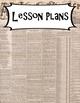 SECONDARY CLASSROOM DECOR, BINDER LABELS, Newspaper Vintage