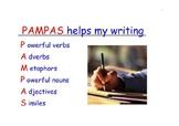 English - Display 'PAMPAS'