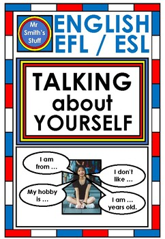 English EFL - Talking about yourself