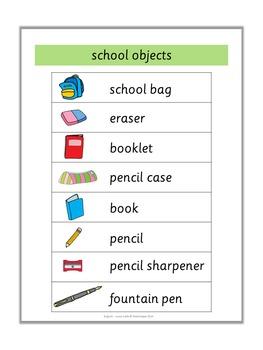 Basic vocabulary words pdf