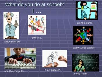 English / ESL - Classroom Subjects