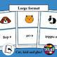 Flashcards to teach English/ESL: Pets